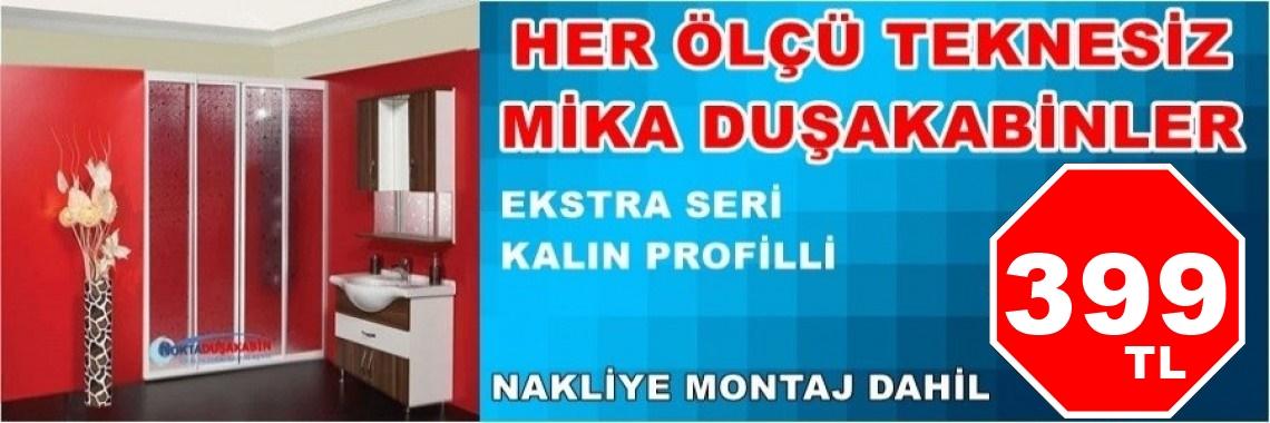 Teknesiz Mika Duşakabinler