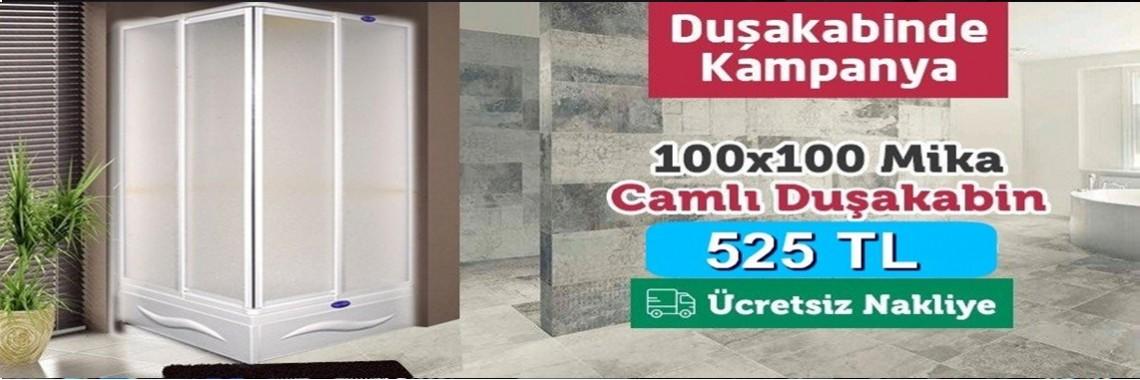 Mika Camlı Duşakabin ND301